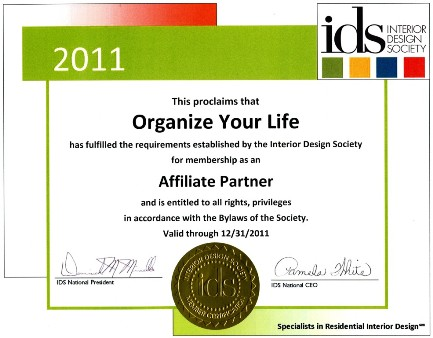 Interior Design Society (IDS), Cynthia Braun is an Affiliate Partner