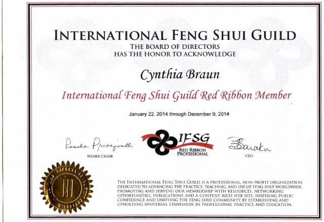 international feng shui guild