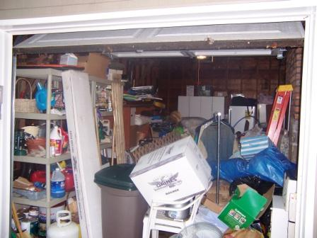Organizing your garage