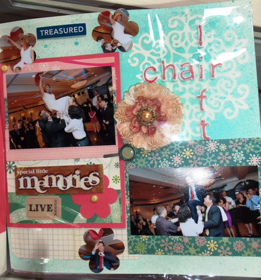 scrapbook bar mitzvah