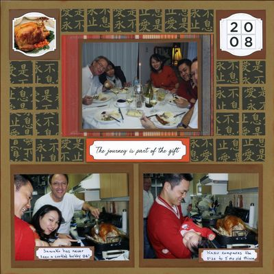 scrapbook chineese food
